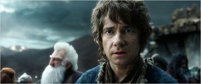 Le Hobbit : La bataille des cinq armées de Peter Jackson © DR