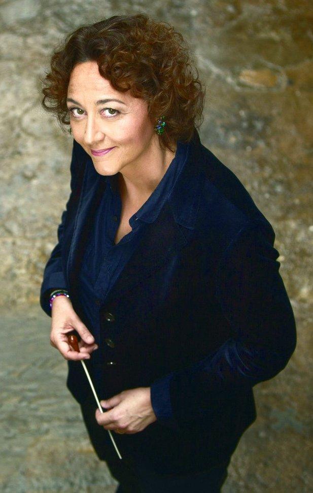 Nathalie Stutzmann (Photo : Simon Fowler)