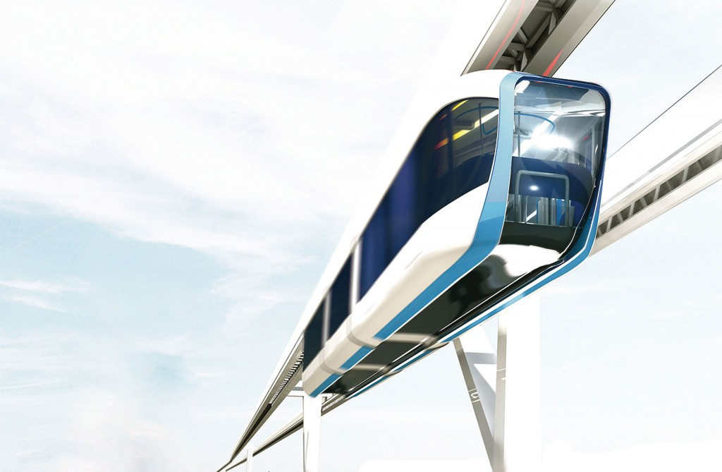 monorail-grande-vitesse (© Trensquébec)