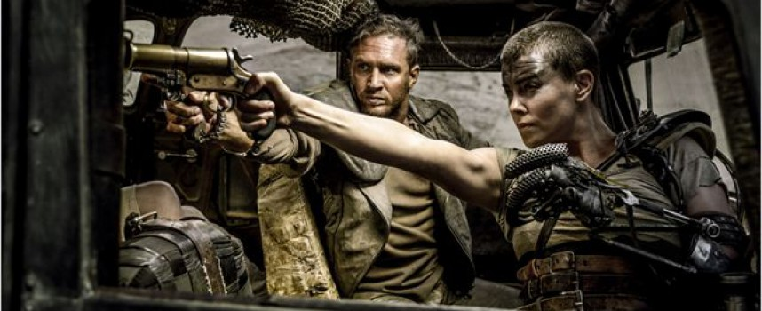 MAD MAX 4 : FURY ROAD DE GEORGE MILLER