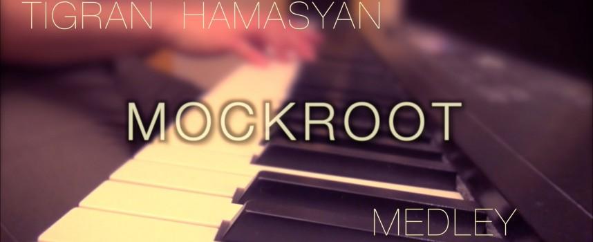 Mockroot – TIGRAN HAMASYAN – NONESUCH RECORDS