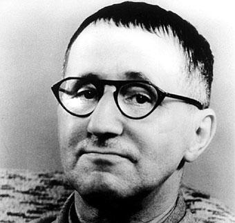 Bertolt Brecht (©DR)