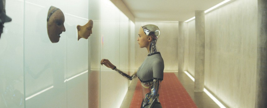 EX MACHINA D'ALEX GARLAND
