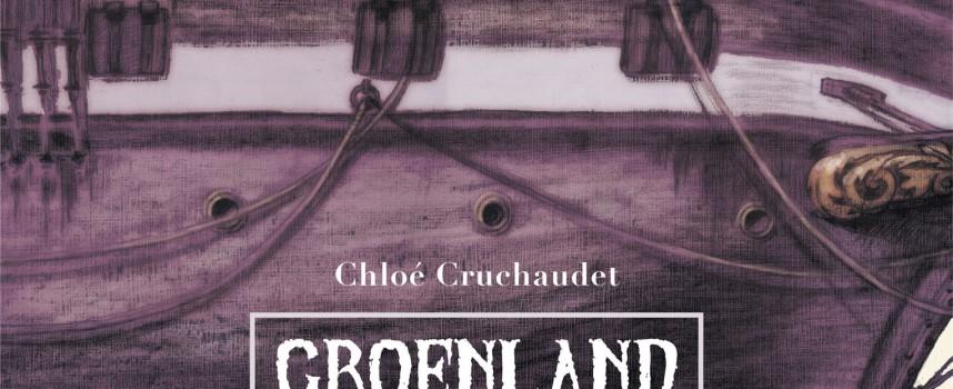 GROENLAND MANHATTAN DE C.CRUCHAUDET