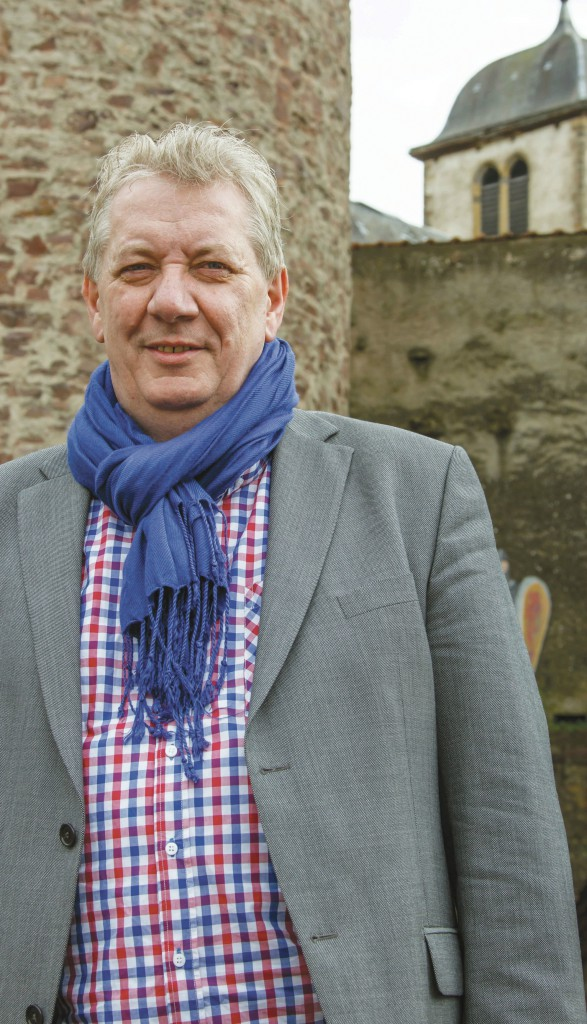 Laurent-Steichen (© Stéphane Thévenin)