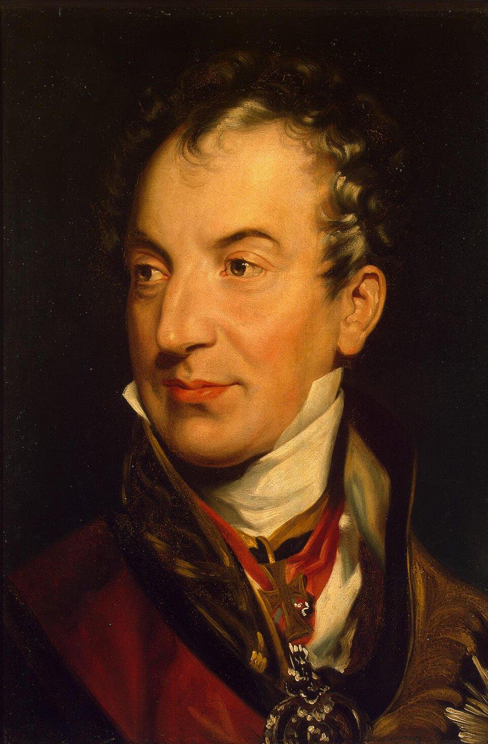 Metternich (©DR)