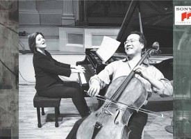 SONGS OF THE ARC OF LIFE – Yo-Yo Ma et Kathryn Stott