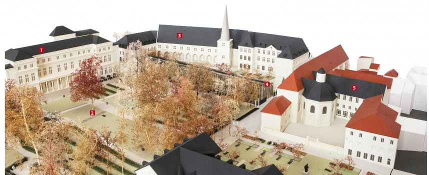 LE PALAIS DES DUCS DE LORRAINE : MUSÉE – PROMENADE DU NANCY HISTORIQUE