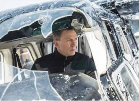 007 SPECTRE de Sam Mendes