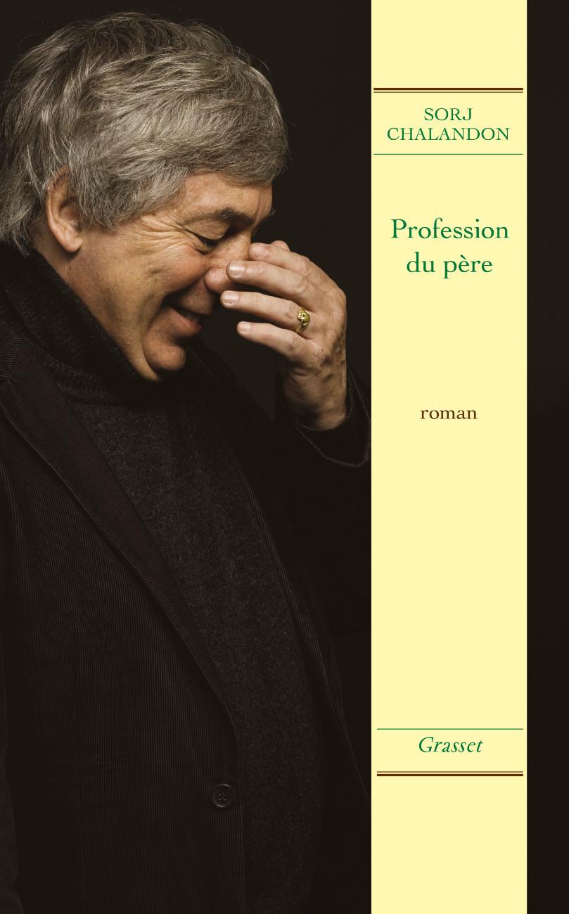 Profession du père Sorj Chalandon (©DR)