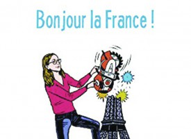 BONJOUR LA FRANCE de Charline Vanhoenacker