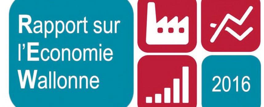 RAPPORT SUR L'ÉCONOMIE WALLONNE 2016