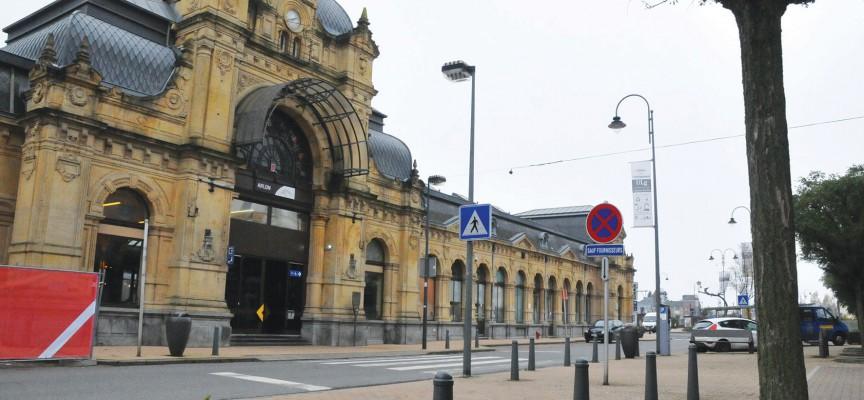 MOINS DE TRAINS VERS BRUXELLES