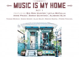 MUSIC IS MY HOME de Raphaël Imbert