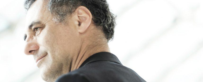 ENRICO LUNGHI «LE MUDAM C'EST UNE GRANDE OUVERTURE SUR LE MONDE»