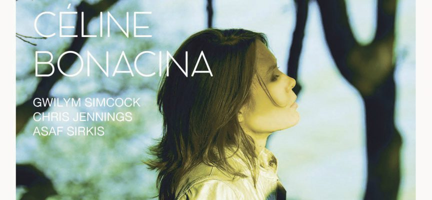 CRYSTAL RAIN de Céline Bonacina Crystal quartet