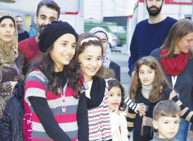 27 RÉFUGIÉS SYRIENS ACCUEILLIS AU LUXEMBOURG