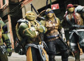 NINJA TURTLES 2 de Dave Green