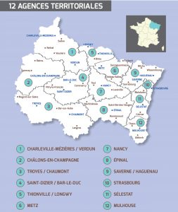 carte_agences_territoriales-(©-Région-Grand-Est)