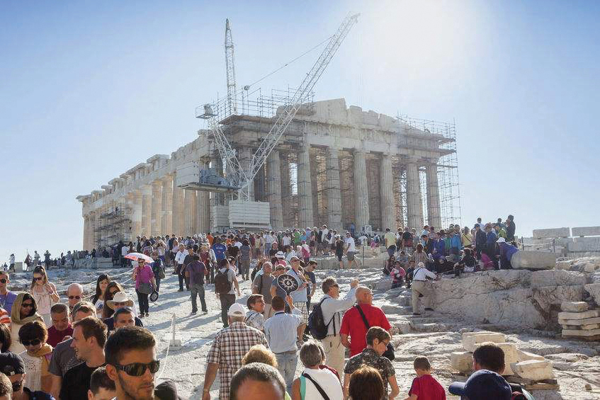x-acropole Athènes (© 132RF)