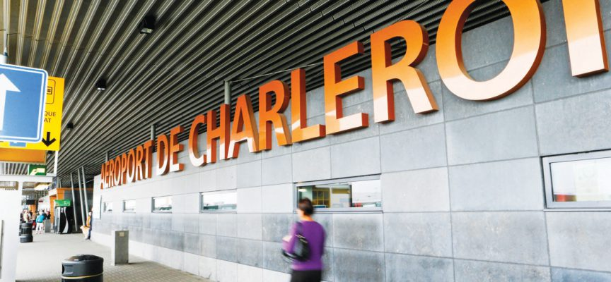 L'AÉROPORT DE CHARLEROI DESSERT LA CORSE