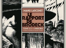 LE RAPPORT DE BRODECK TOME 2 de Manu Larcenet