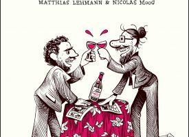 QU'IMPORTE LA MITRAILLE Lehmann & Moog