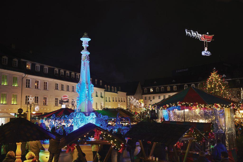Marchés de Noël de Sarre (©DR)