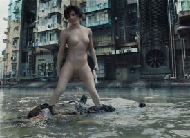 GHOST IN THE SHELL de Rupert Sanders