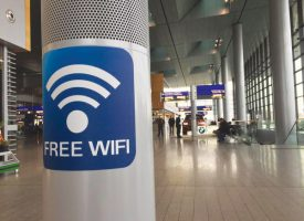 LUXEMBOURG WIFI POUR TOUS LUX-AIRPORT