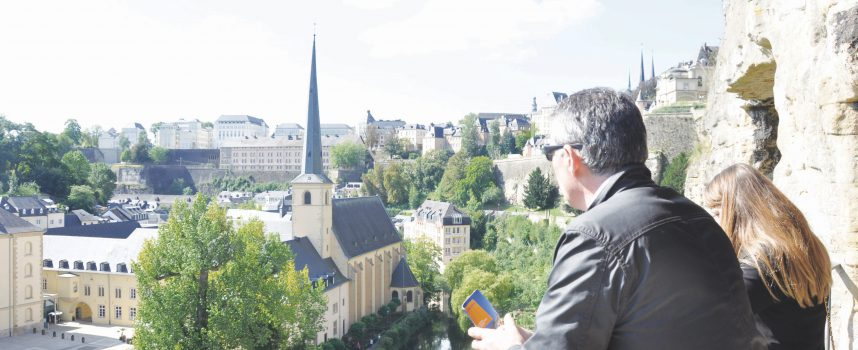 LUXEMBOURG SOUTERRAIN AUX CASEMATES DU BOCK