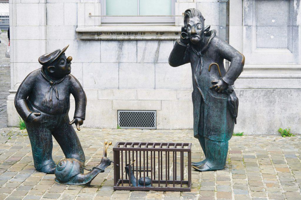 Namur statues (© DR)