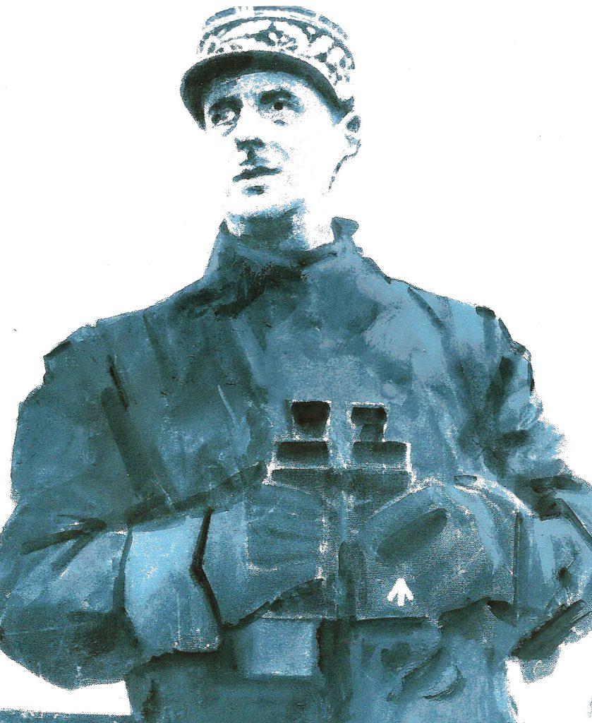 De Gaulle Yalta (© DR)