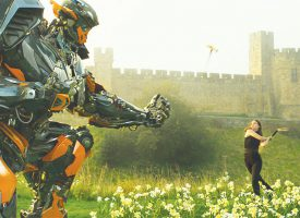TRANSFORMERS THE LAST KNIGHT de Michael Bay