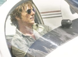 BARRY SEAL AMERICAN TRAFFIC de Doug Liman