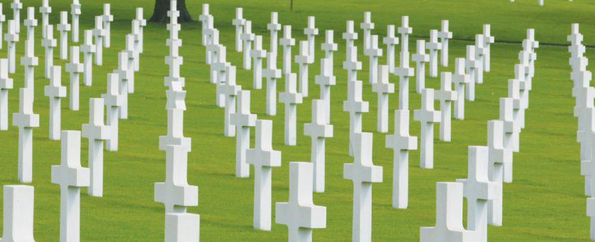 Le cimetière américain de Saint Avold