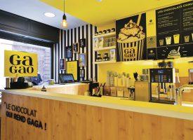 Gagao multiplie les points de vente