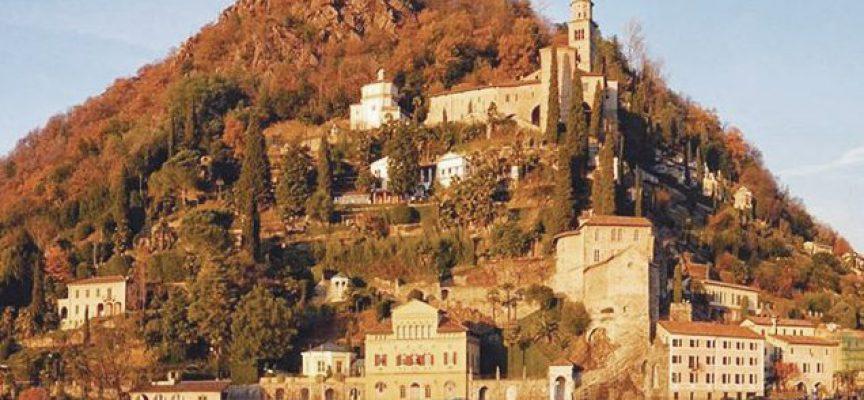Le mont San Salvatore (© DR)