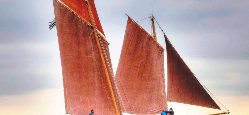 Le Hooker, bateau créé à Galway au 18e siècle