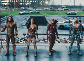 Justice league de Zack Snyder et Joss Whedon