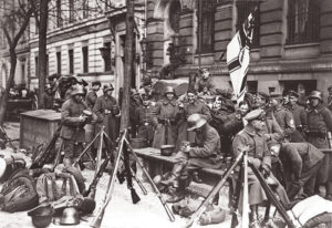 Weimar organisation Consul (© DR)