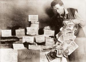 weimar inflation (© DR)