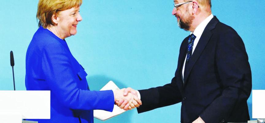 Le contrat de coalition