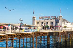 BRIGHTON Pier (© DR)
