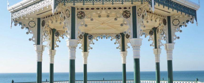 Brighton Le Deauville londonien