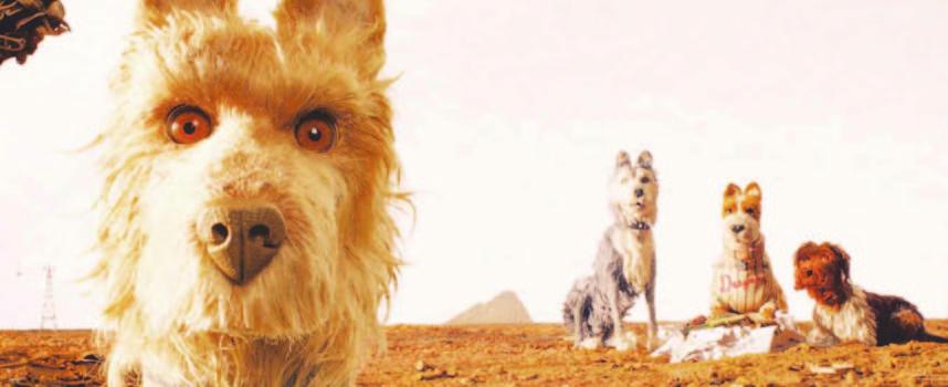 L'ÎLE AUX CHIENS de Wes Anderson