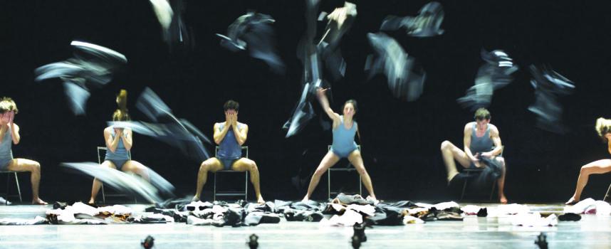 La danse contemporaine de retour