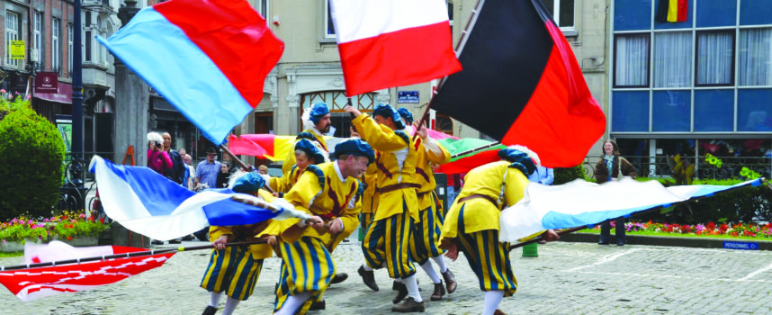 Namur : Les Papillons du Folklore