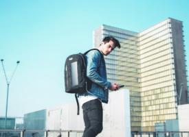 Rejig : Recharger son smartphone avec un sac