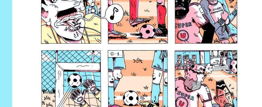 FOOTBALL DISTRICT de Timothée Ostermann